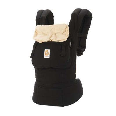 Ergobaby Original Baby Carrier - Black/Camel