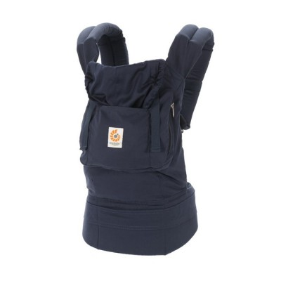 Ergobaby Organic Carrier - Navy / Midnight