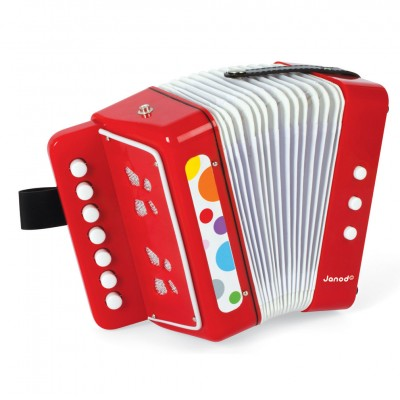 Janod Confetti Accordion