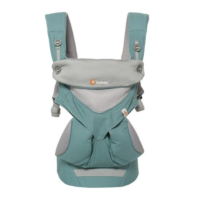 Ergobaby Four Position 360 Carrier – Cool Air Icy Mint