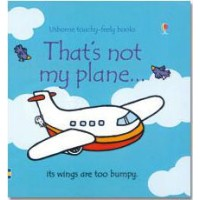 Usborne That's Not My Plane