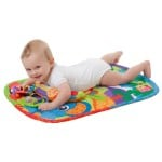 Playgro Zoo Play Time Tummy Time Mat and Pillow