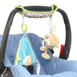 BenBat G-Collection - Infant Car Seat Comfy Cushion