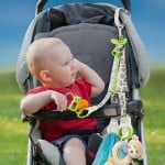 BenBat G-Collection - Baby Giraffe Stroller Organizer
