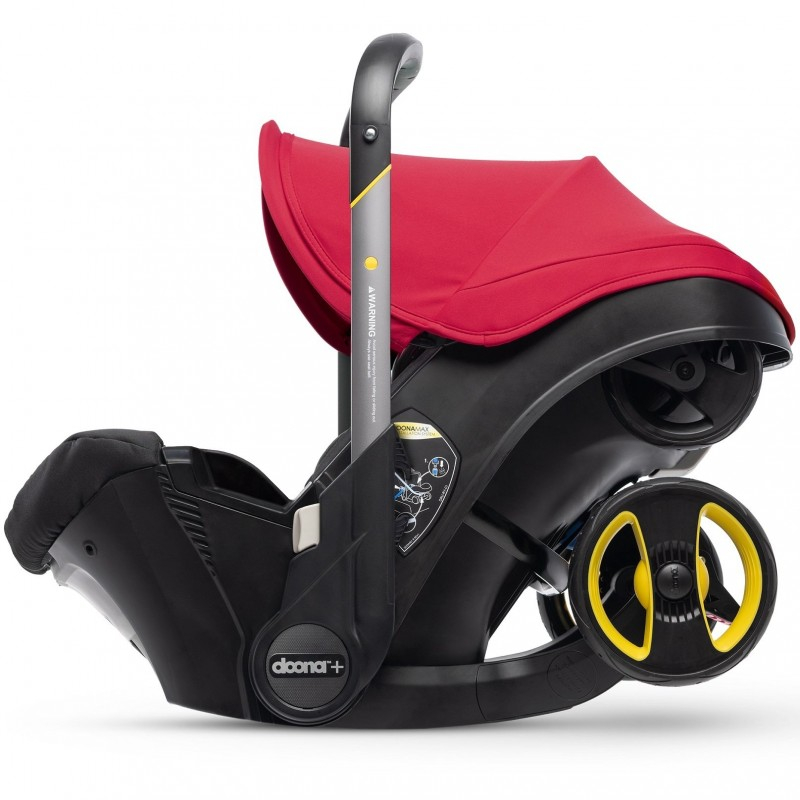 Doona Infant Car Seat Stroller - Flame Red | Baby Central HK