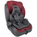 Snapkis Tristage 1-11 Car Seat - Red Maroon / Grey