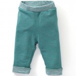 Moulin Roty Les Pachats Sequoia Striped Reversible Trousers