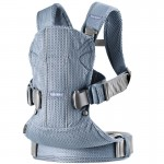 BabyBjorn Baby Carrier One Air, 3D Mesh - Slate Blue