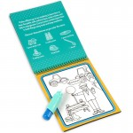 Melissa & Doug Water Wow! Occupations - Water Reveal Pad On the Go Travel Activity