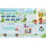 Usborne Wipe Clean Airport Activities