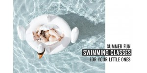 Summer fun swimming classes for your little ones