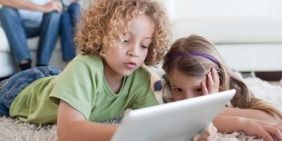 Finding the balance between your children and the technology that they use