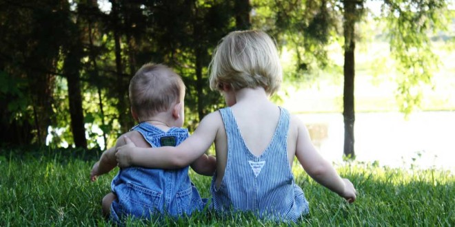 Helping Your Child Cope With a New Sibling