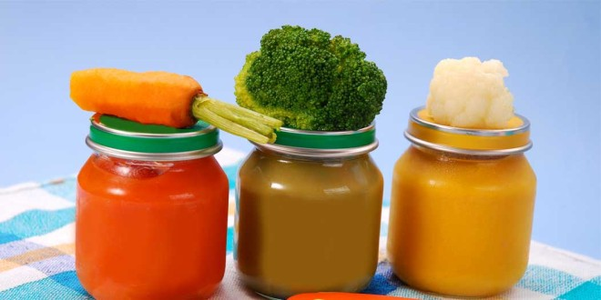 Four Tasty and Nutritious Puree's for Babies