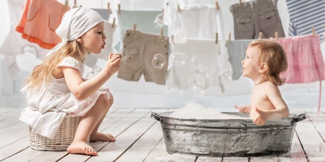 Washing Baby Clothes What Parents Need To Know