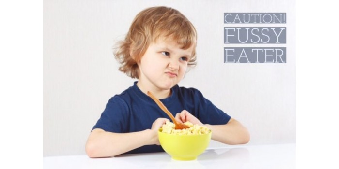 Fussy Eaters.. How to deal with them?