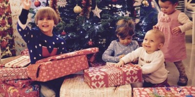 Overload of Toys at Christmas