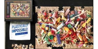 Plastically Impossible Puzzles