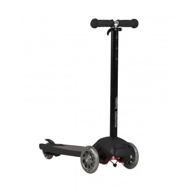 Mountain Buggy Freerider Scooter with Stroller Board Universal Connector - Black