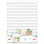 Fisher Price Pure Soft Mat - Happy Time + Funny Funny (100 x 140 cm)