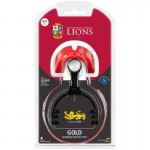 OPRO Gold Self-Fit Mouthguard (7 years to Adult) - British & Irish Lions, Red / White