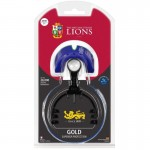OPRO Gold Self-Fit Mouthguard (7 years to Adult) - British & Irish Lions, Blue/Green