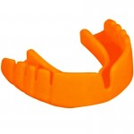 OPRO Snap-Fit ADULT Mouthguard (11 years to Adult) - Orange