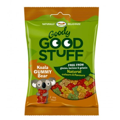 Goody Good Stuff Koala Gummy Bears 100g