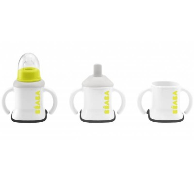 Beaba 3-in-1 Evolutive Training Cup - Neon