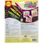 Alex Toys Spa Glitter Sketch It Nail Pens