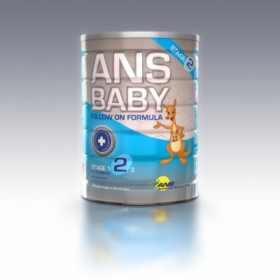 ANS Baby Formula Follow On 2 (900g)