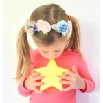 A Little Lovely Company Mini Light - Star Yellow