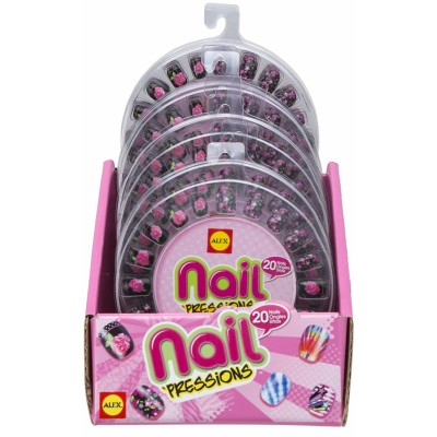 Alex Toys Nail Pressions - Flower Power