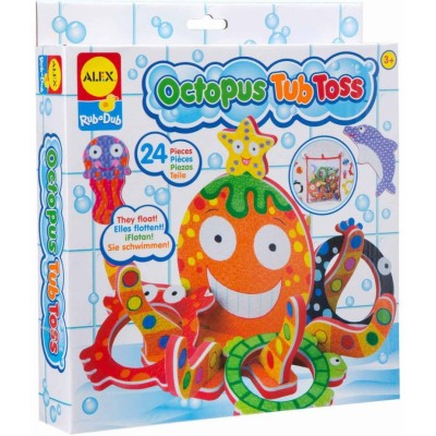 Alex Toys Octopus Tub Toss