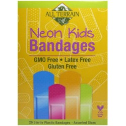 All Terrain Kids Neon Bandages