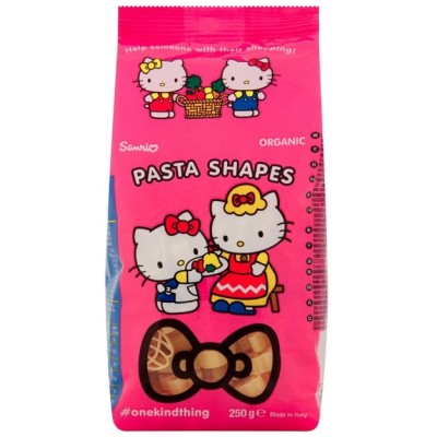 Annabel Karmel Organic Hello Kitty Pasta Shapes 250g
