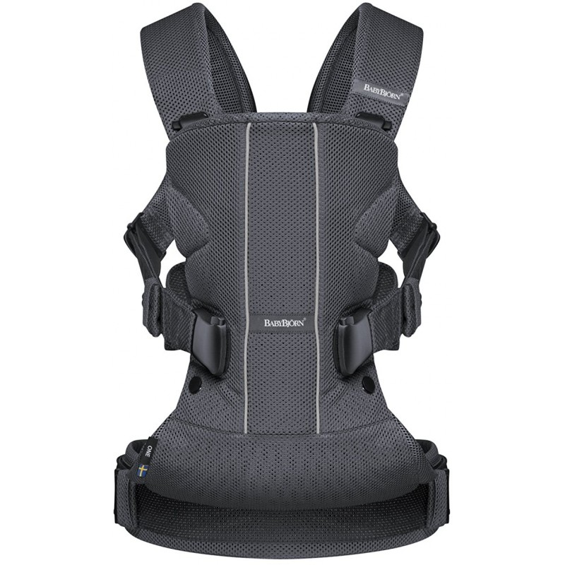 Babybjorn Baby Carrier One Air Mesh Anthracite