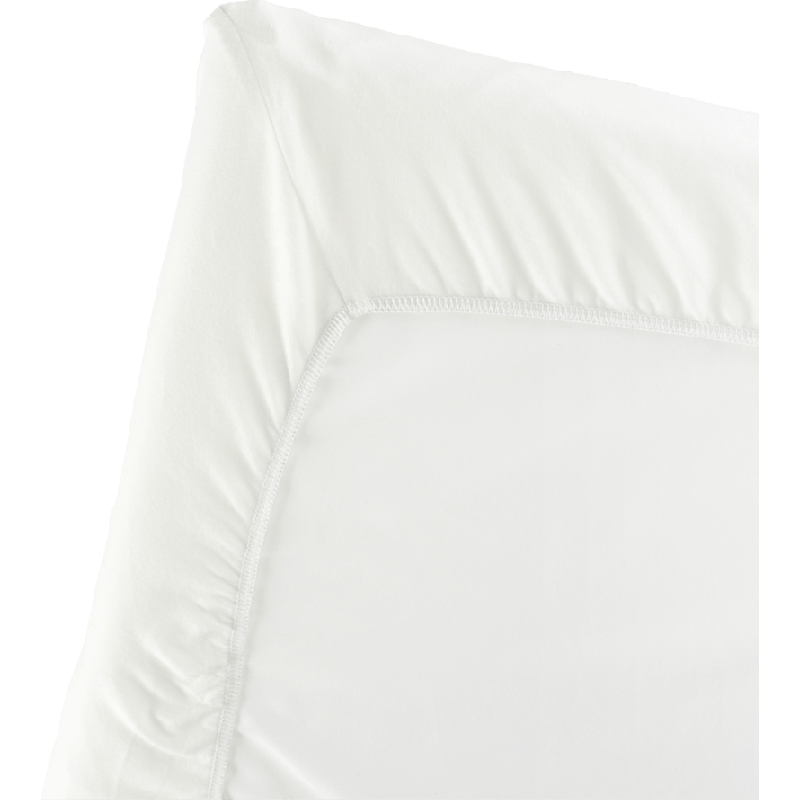 e49ef99ea46 BabyBjorn Fitted Sheet for Travel Crib Light - Natural White