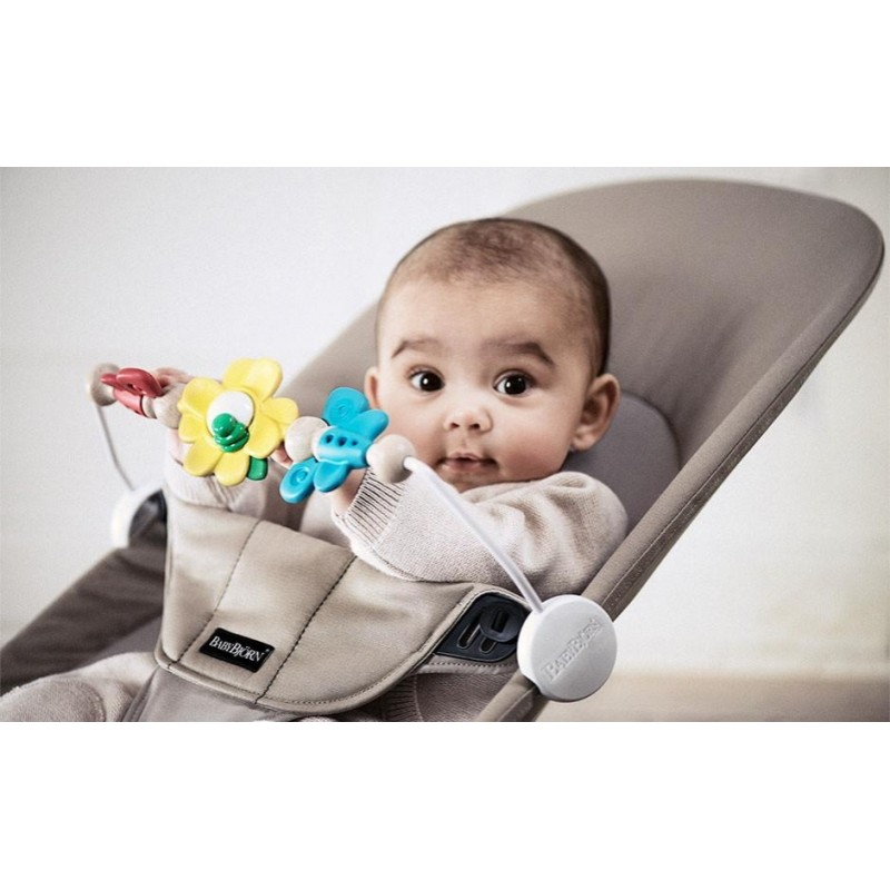 1427abfe733 BabyBjorn Wooden Toy for Bouncer - Flying Friends