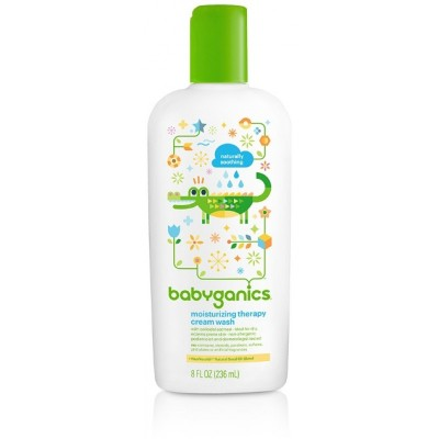 Baby Ganics Colloidal Oatmeal Therapy Wash 236ml