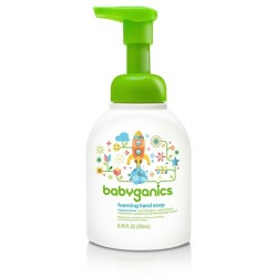Baby Ganics Foaming Hand Soap - Fragrance F..
