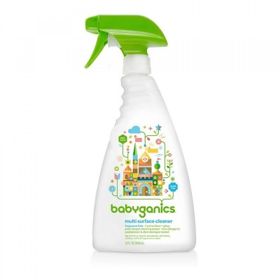Baby Ganics Multi Surface Cleaner - Fragrance Free 946ml