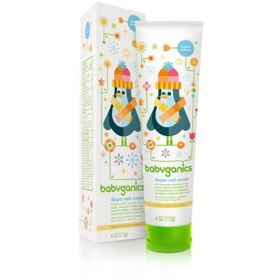 Baby Ganics Diaper Rash Cream 113g