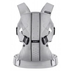 Babybjorn Baby Carrier One Air Mesh - Silve..