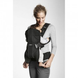Babybjorn Baby Carrier One Cotton - Back