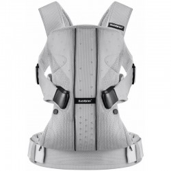 Babybjorn Baby Carrier One Mesh - Silver
