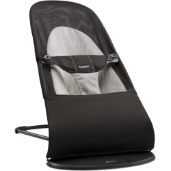 Babybjorn Bouncer Balance Soft Mesh - Black..