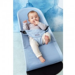 Babybjorn Bouncer Balance Soft Mesh - Ice-B..
