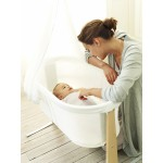 BabyBjorn Canopy for Cradle - White