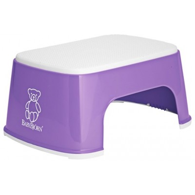 BabyBjorn Step Stool - Purple